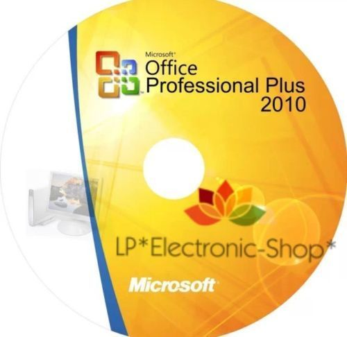 MICROSOFT OFFICE 2010 PROFESSIONAL PLUS 32/64 BIT VOLUME