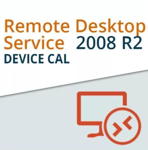 MICROSOFT REMOTE DESKTOP SERVICES RDS 2008 DEVICE CAL