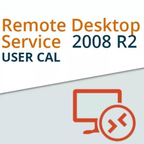 MICROSOFT REMOTE DESKTOP SERVICES RDS 2008 LICENZA USER CAL