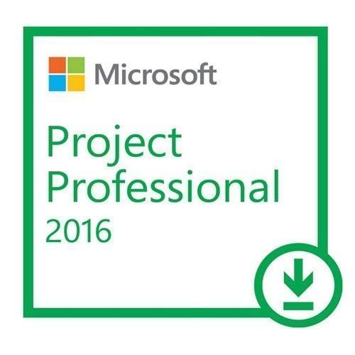 MICROSOFT PROJECT PROFESSIONAL 2016 - LICENZA VOLUME