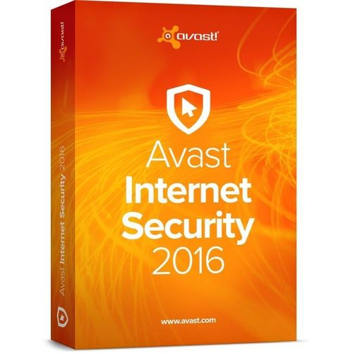 AVAST INTERNET SECURITY | 3 PC | 1 Anno | Licenza ESD