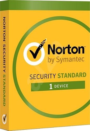 NORTON SECURITY STANDARD 1 PC MAC IOS ANDROID LICENZA 1 ANNO