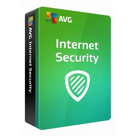 AVG INTERNET SECURITY 2019 1 PC 1 ANNO LICENZA ESD NUOVO