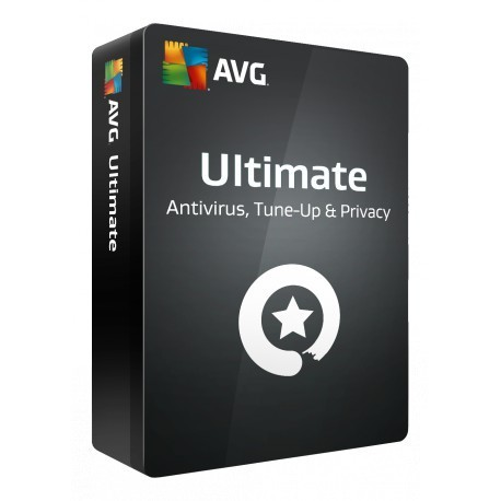 AVG ULTIMATE Dispositivi Illimitati 1 ANNO LICENZA ESD NUOVO