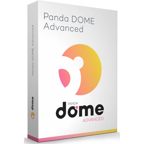 PANDA DOME ADVANCED - 3 PC - LICENZA 1 ANNO