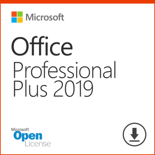 MICROSOFT OFFICE 2019 PROFESSIONAL PLUS VL 32/64 BIT